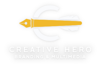 Creative Hero | Graphic Designer | San Marcos, Texas and the New Branfels and San Antonio area Logo